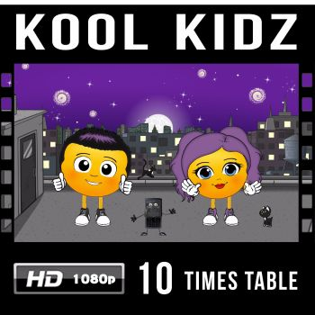 ✮ Kool Kidz-10 Times Table Video Download