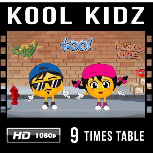 ✮ Kool Kidz 9 Times Table Video Download