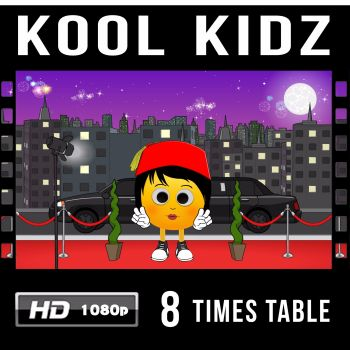 ✮ Kool Kidz 8 Times Table Video Download