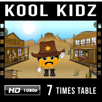 ✮ Kool Kidz 7 Times Table Video Download