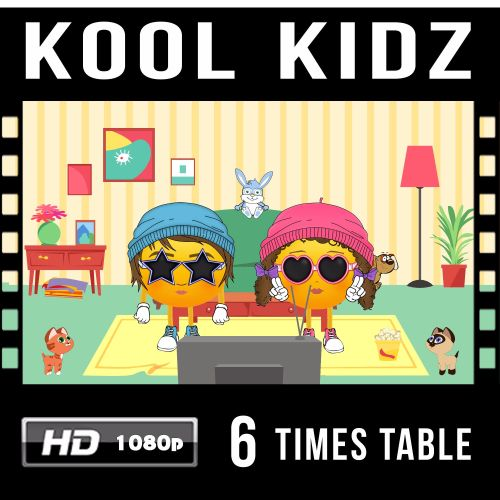 ✮ Kool Kidz 6 Times Table Video Download