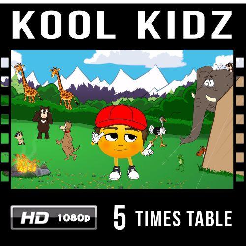 ✮ Kool Kidz 5 Times Table Video Download