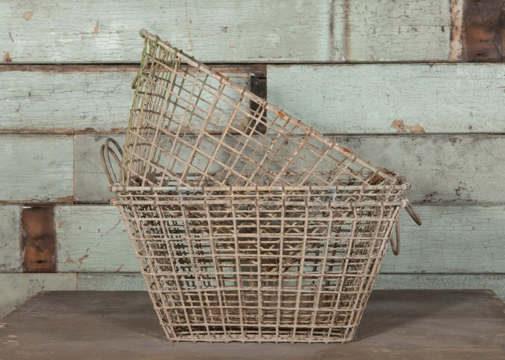 Oyster Basket