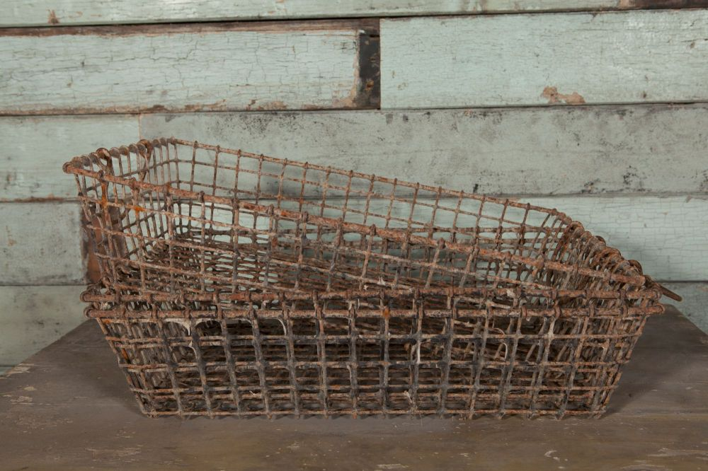 Low Metal Baskets