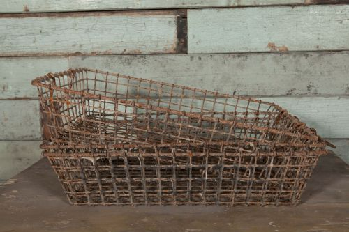 Low Metal Baskets