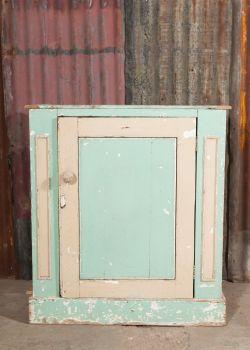 Green & Cream Cupboard