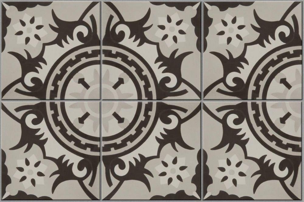 Encaustic Tile ~ Marrakech