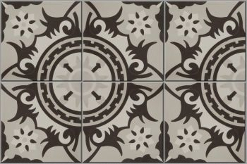 Encaustic Tile ~ Marrakech