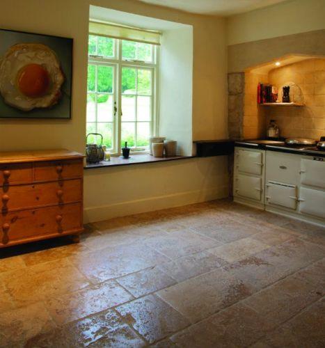 Medieval Bourgogne Limestone Weathered