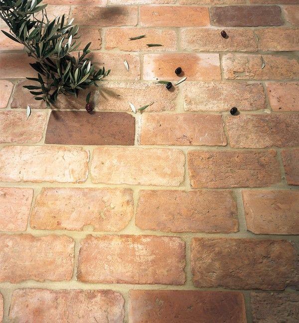 Antique Terracotta Bricks