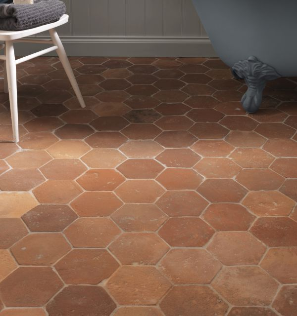 Antique Terracotta Tiles