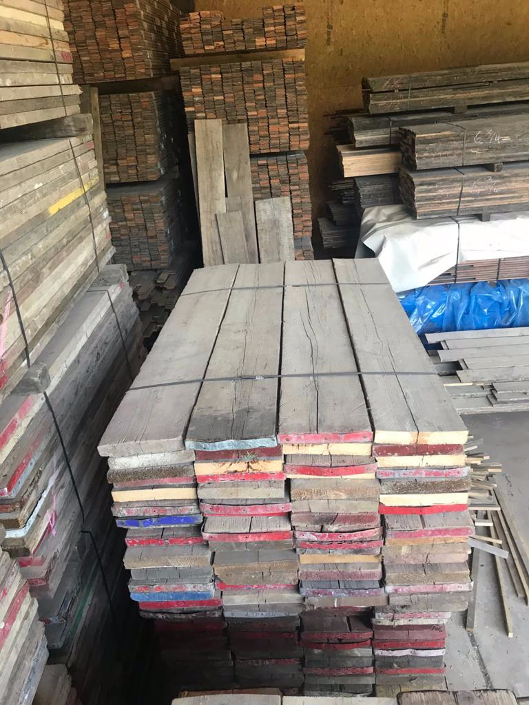 Reclaimed Scaffold Boards
