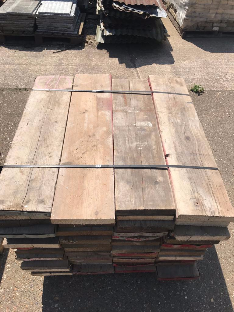 5ft Reclaimed Scaffold Boards