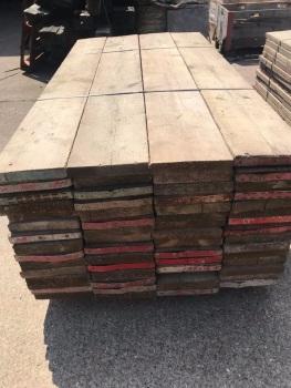 6ft  Reclaimed Scaffold Boards