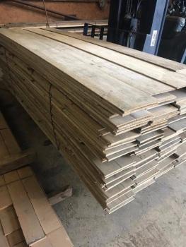 Reclaimed  Scaffold Board Wall Cladding
