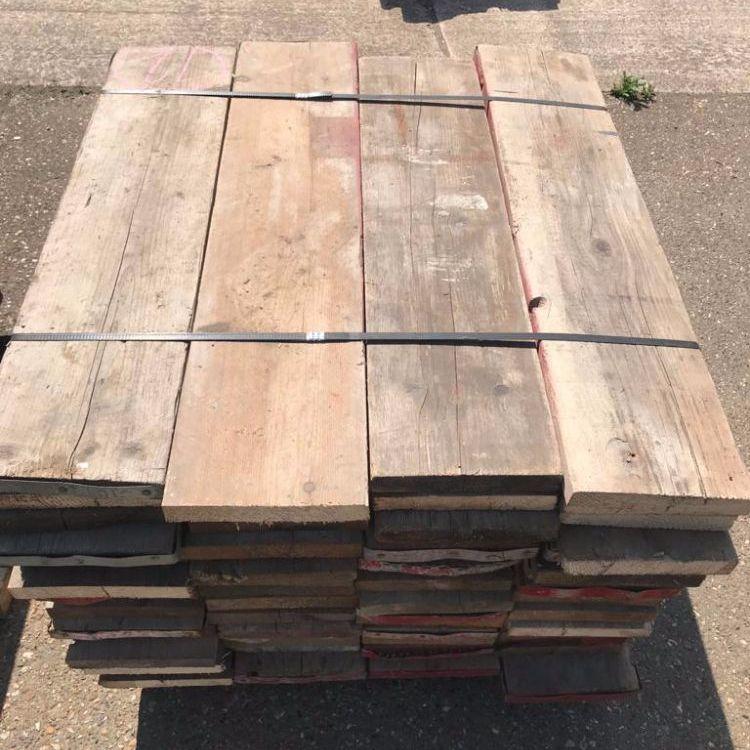 Reclaimed Scaffold Boards