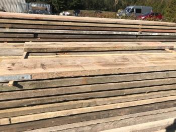 10ft Reclaimed Scaffold Boards