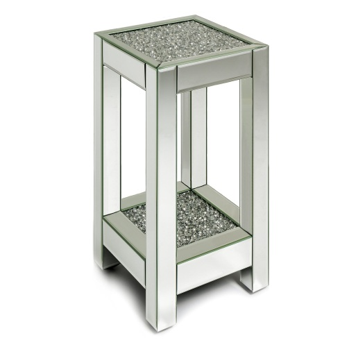 Crush Crystal Side Table