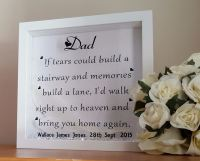 Stairway To Heaven Memory Frame