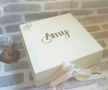 Luxury Bridesmaid Box, Maid of Honour Gift, Maid of Honor Gift, Bridesmaid Proposal, Maid of Honour Proposal, Flower Girl Proposal