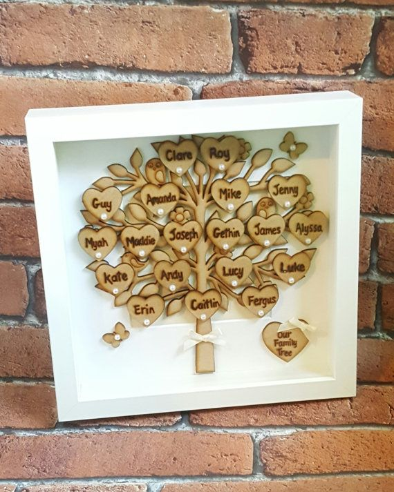 Bespoke Handmade Personalised Wooden Gifts For Any Occasion