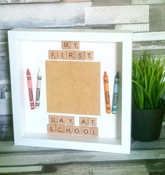 My First Day At School / Nursery Photo Frame