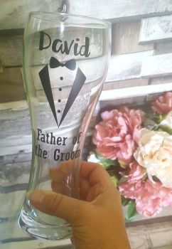Best Man Glass, Groomsman Glass, Groomsmen Gifts