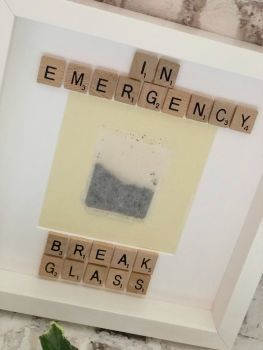 In Emergency Break Glass