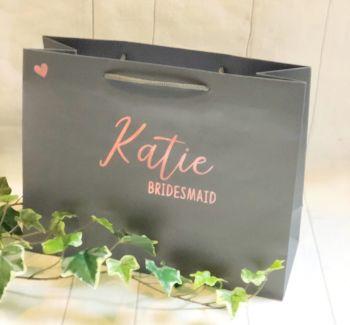 Medium Gift Bags, Personalised Gift Bags