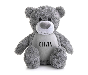 Flower Girl Personalised Teddy Bear, Page Boy Personalised Teddy Bear