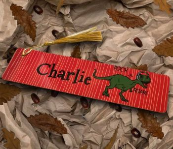 Dino Bookmark
