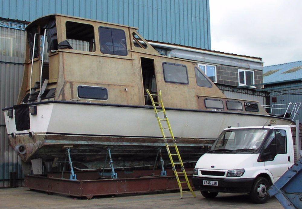6g History Boat