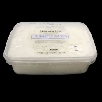1 Kilo of Stephensons Foaming Butter Base (OPC)