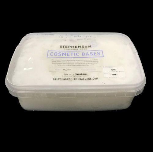 1 Kilo of Stephensons Foaming Butter Base (OPC)