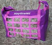 HayGrazer Bag Purple & Pink