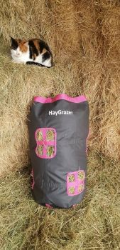 The HayGrazer Play Premium Pink