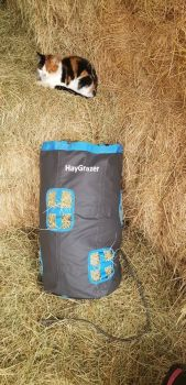 The HayGrazer Play - Premium Blue