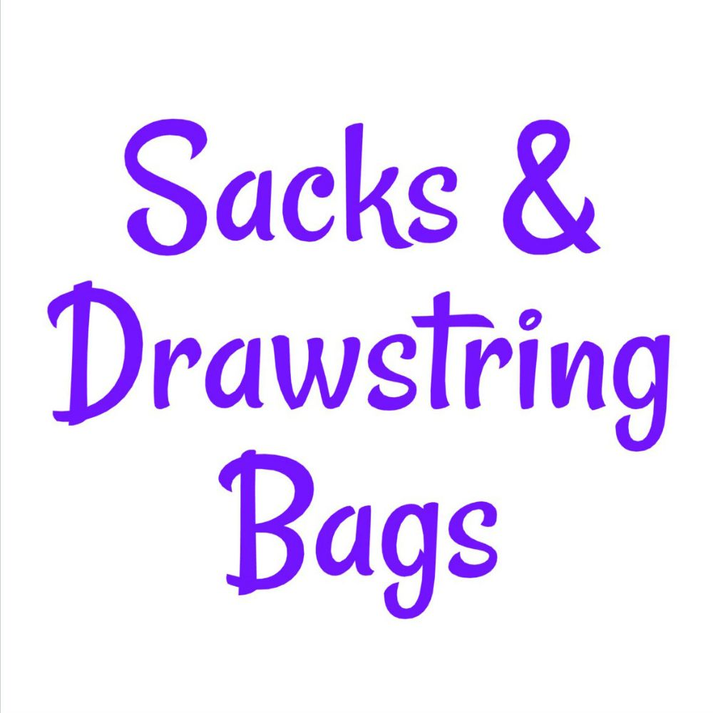 Sacks & Drawstring Bags