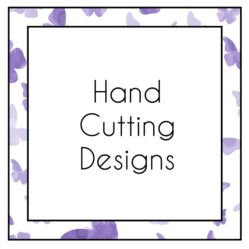 Hand Cutting Paper Templates
