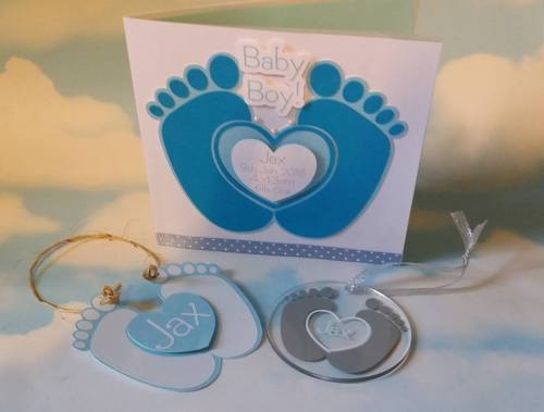Baby Heart Feet Collection
