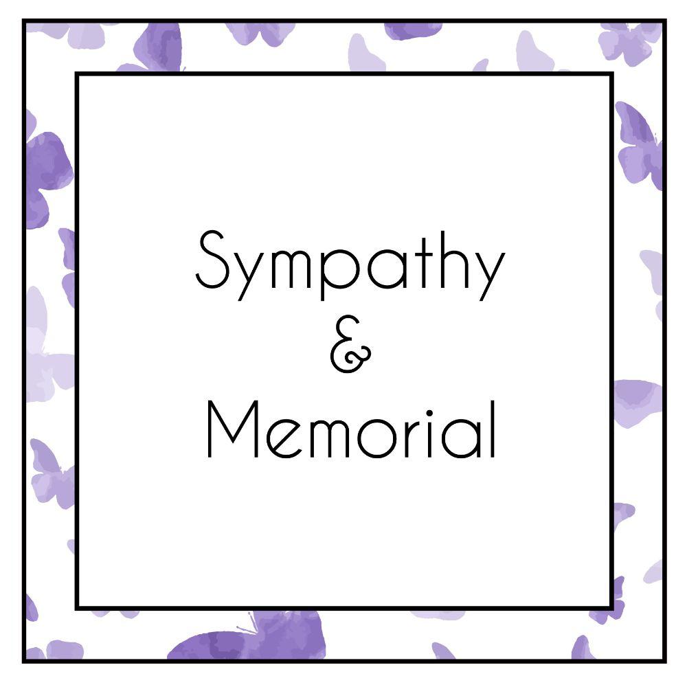 Sympathy & Memorial