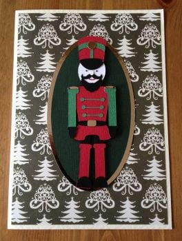 Nutcracker Topper