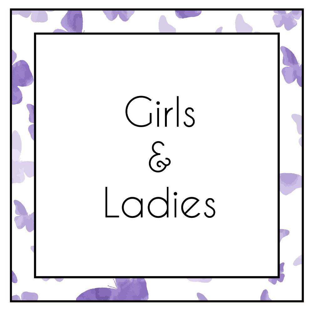 Girls & Ladies