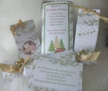 Fir Trees Christmas Craft Kit