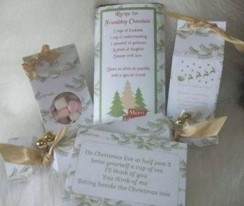 Fir Trees Christmas Craft Kit