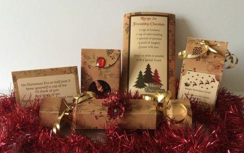 Pine Cones Christmas Craft Kit