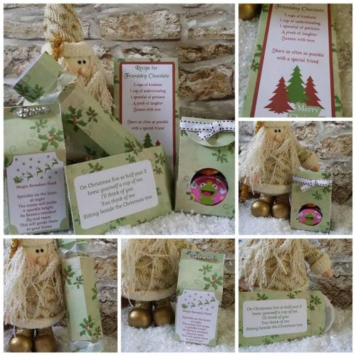 Hollyberry Christmas Craft Kit