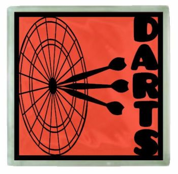 Large Darts Topper