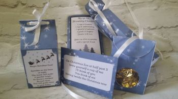 Blue Stars Christmas Craft Kit