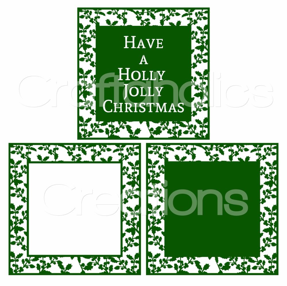 Holly Frames
